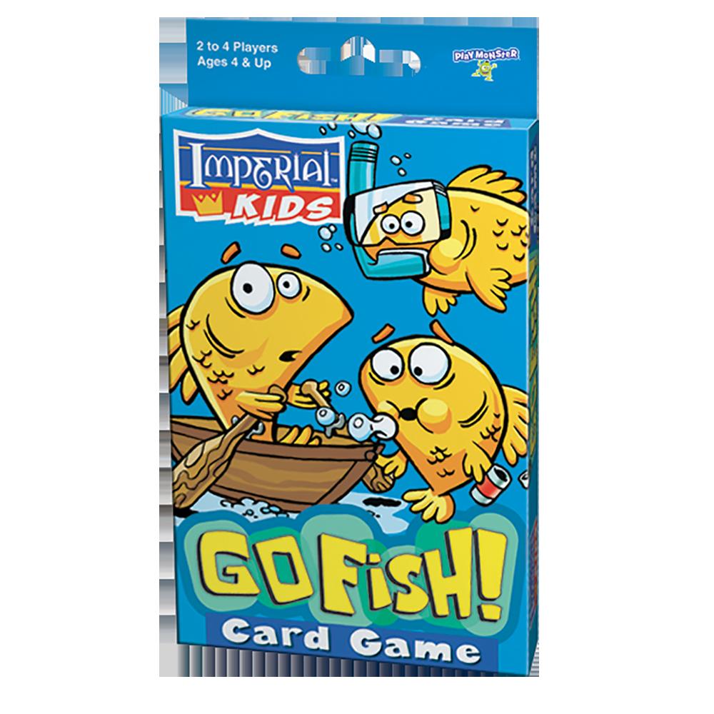 Imperial Kids Go Fish Playmonster