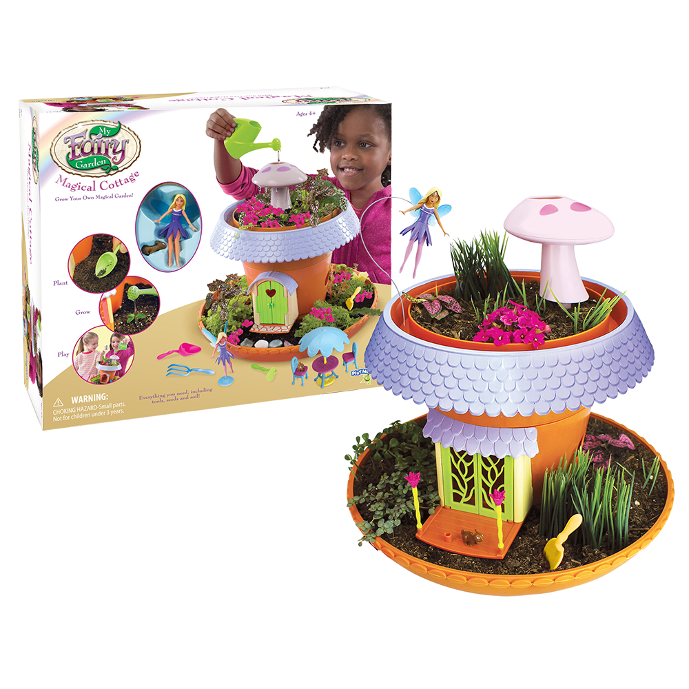 My Fairy Garden® Magical Cottage
