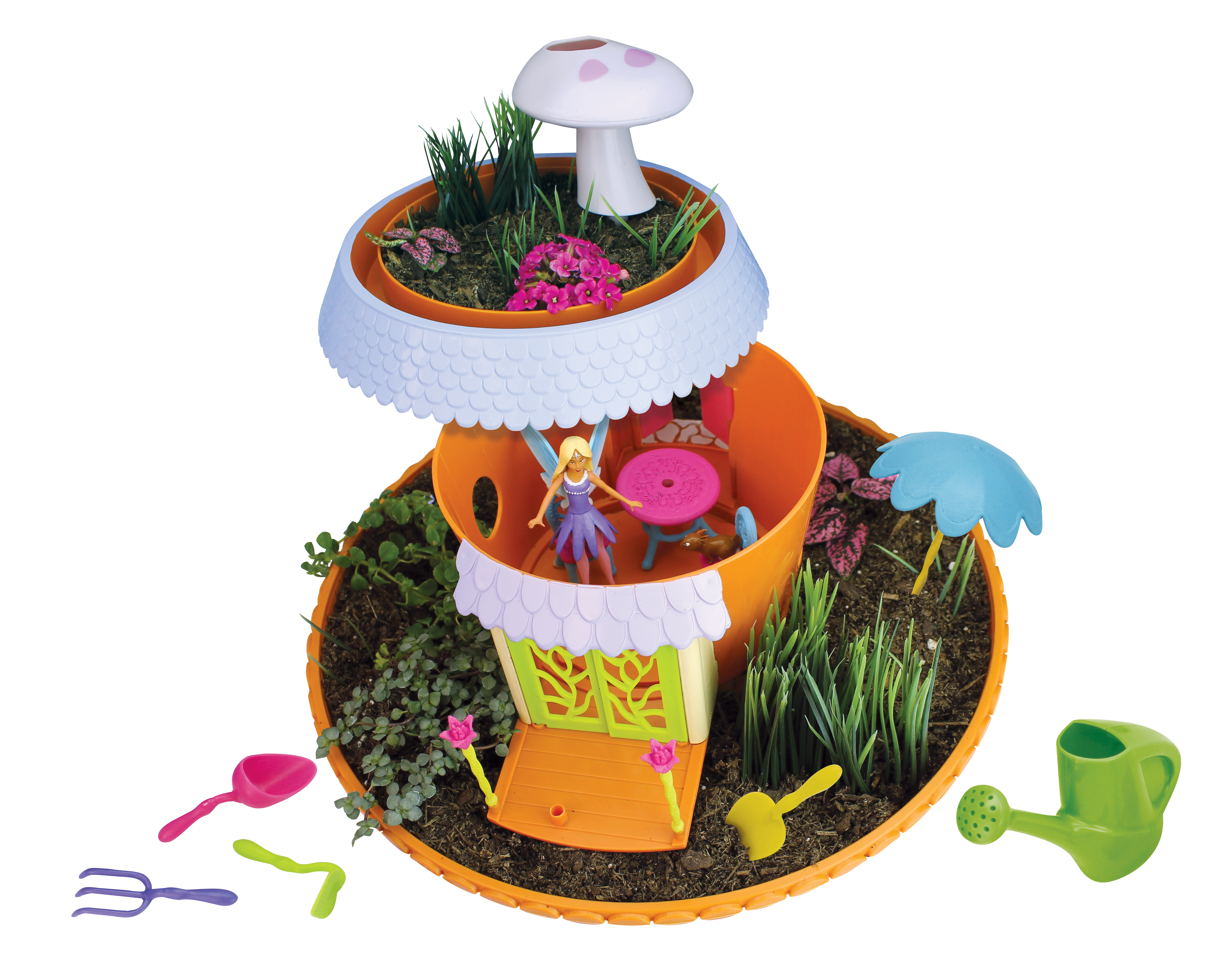My Fairy Garden Logo Great Pictures