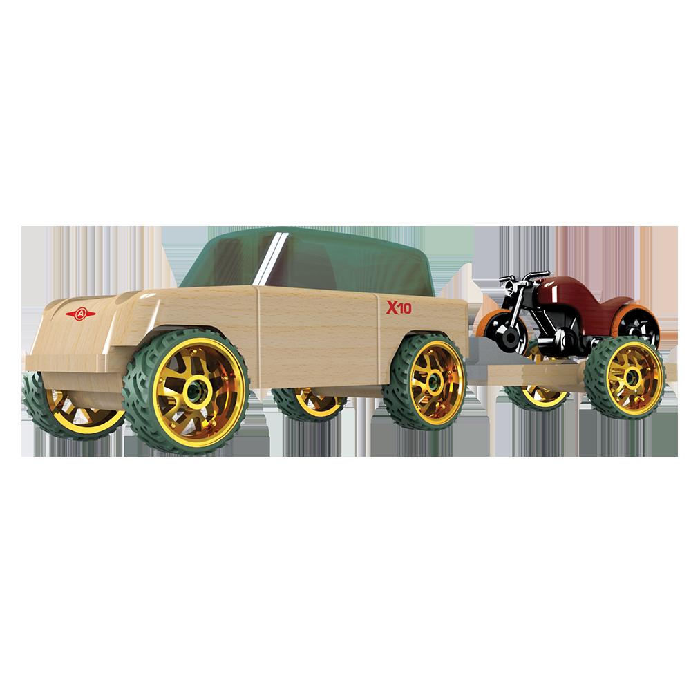 Automoblox® Mini X10 Timber Pack