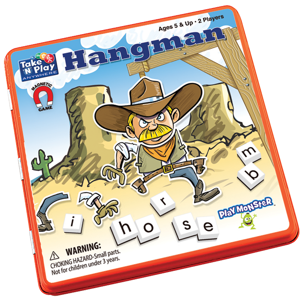 489bb157b Take 'N' Play Anywhere™ Hangman – PlayMonster