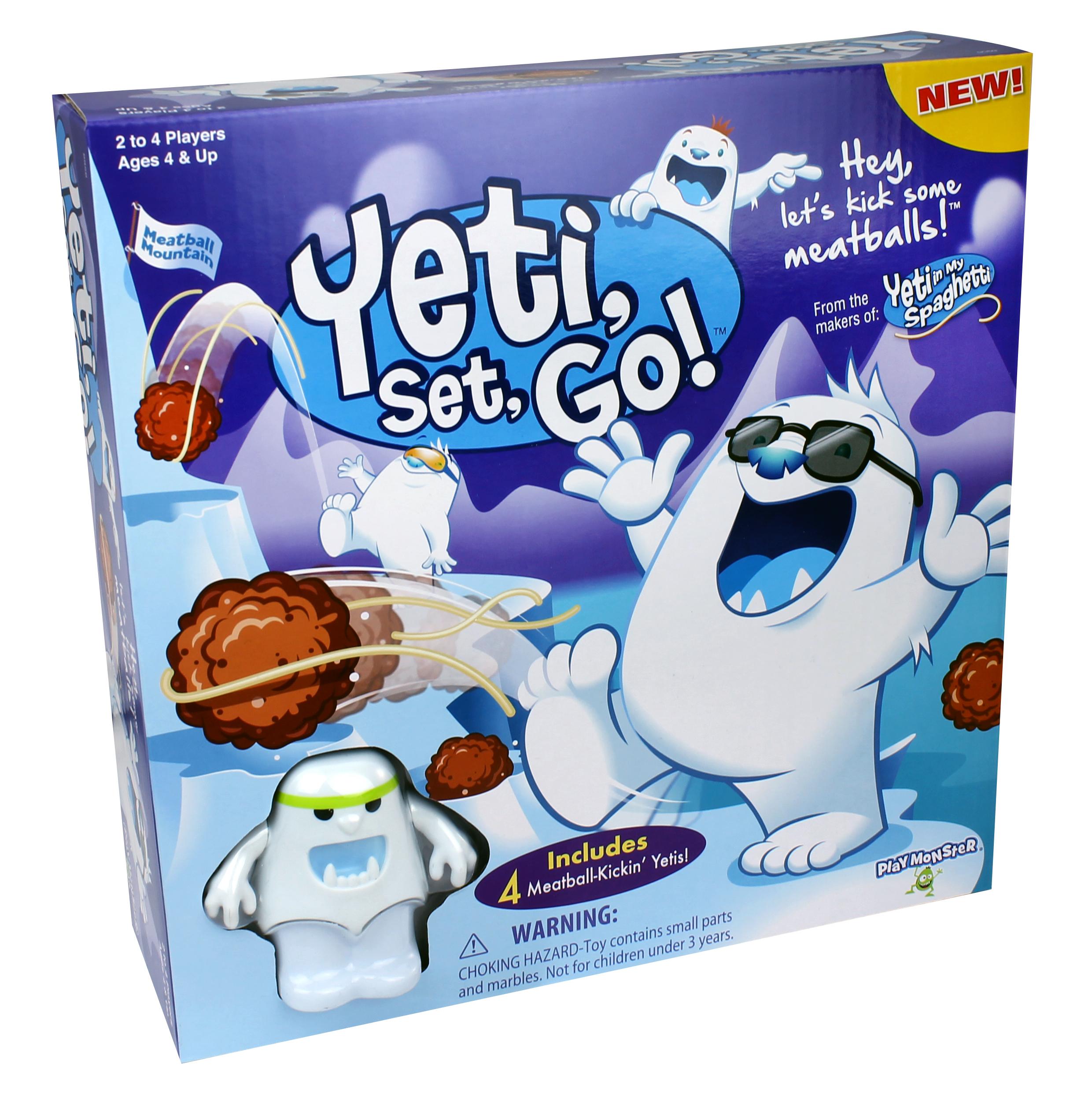 Yeti, Set, Go!™
