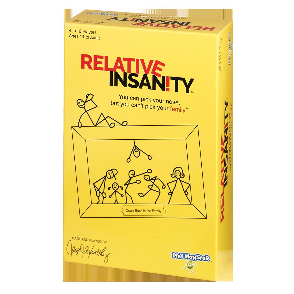 Relative Insanity®