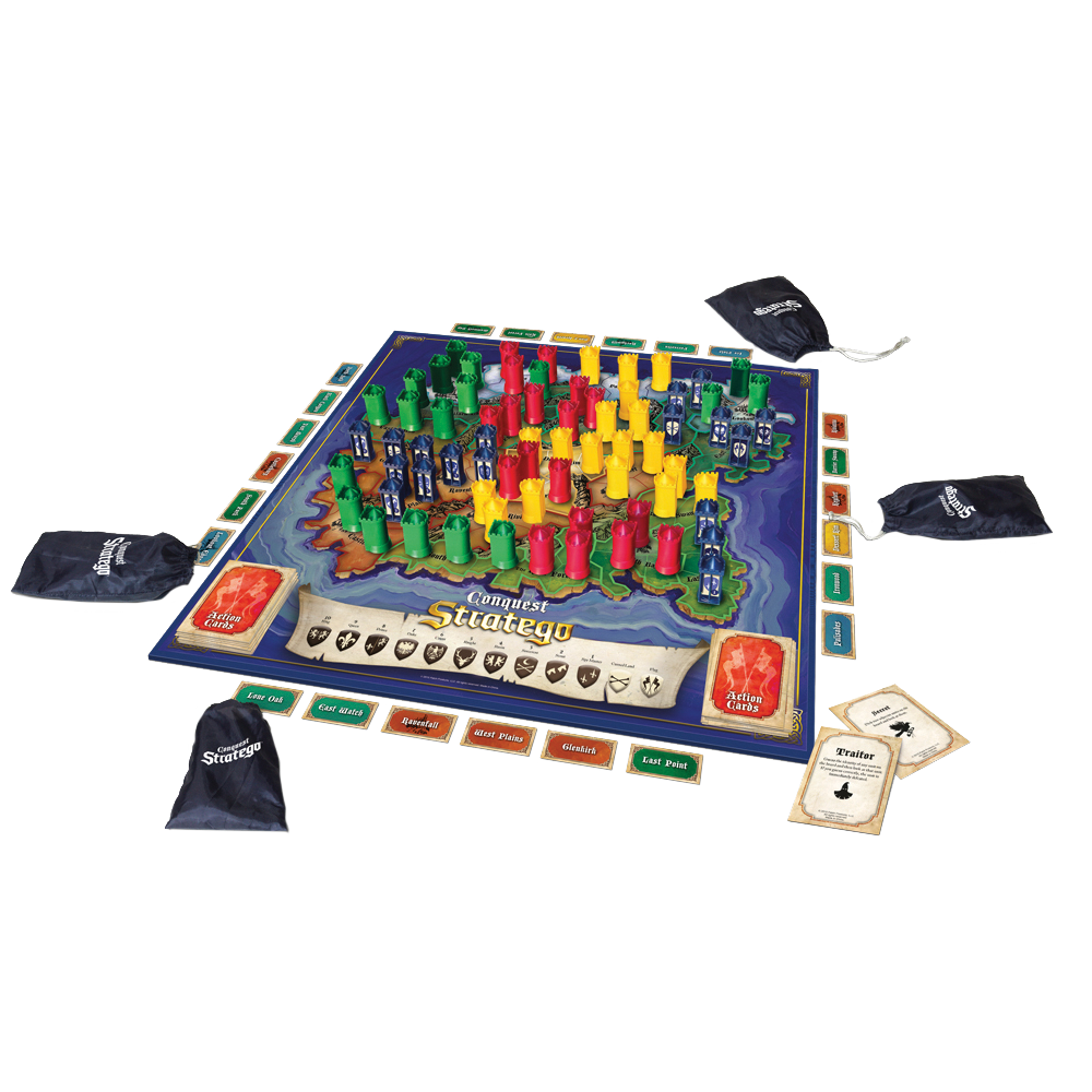 stratego conquest playmonster