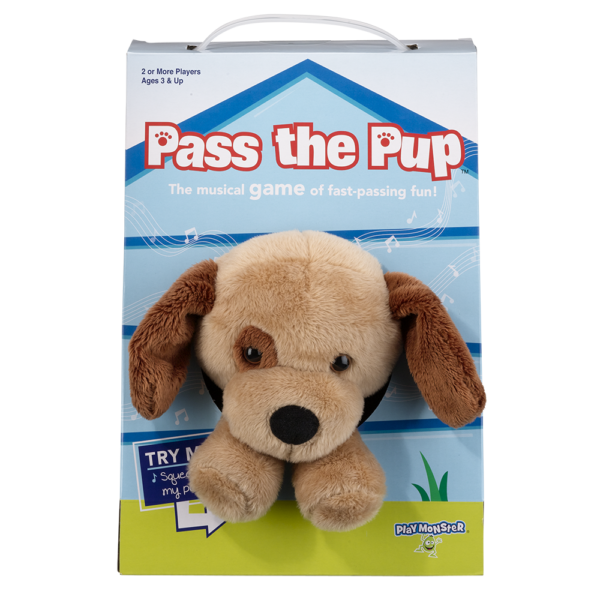 pass the pup playmonster