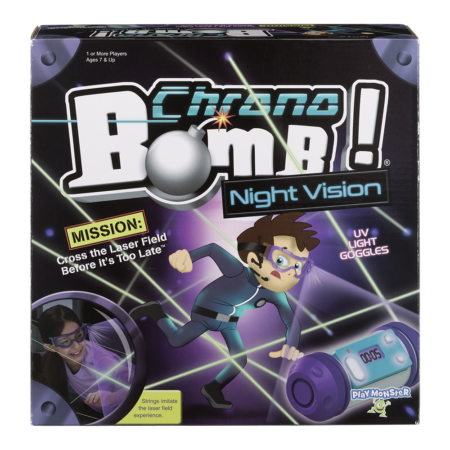 Chrono Bomb® Night Vision