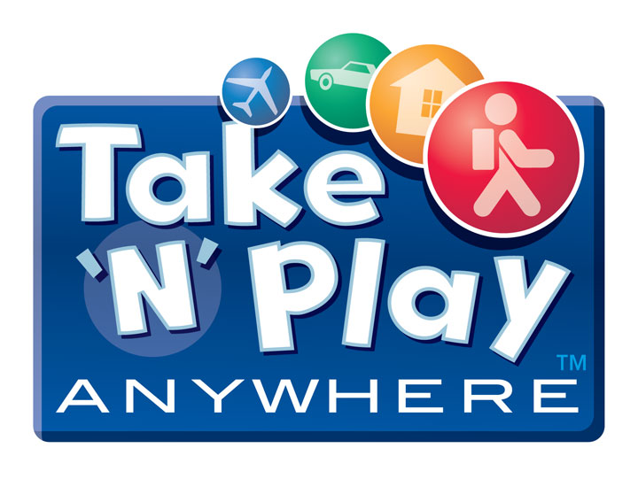 Take N Play logo