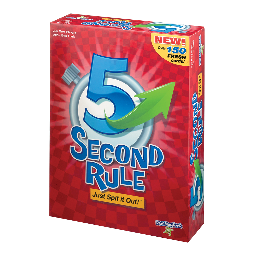 5 Second Rule® New Edition