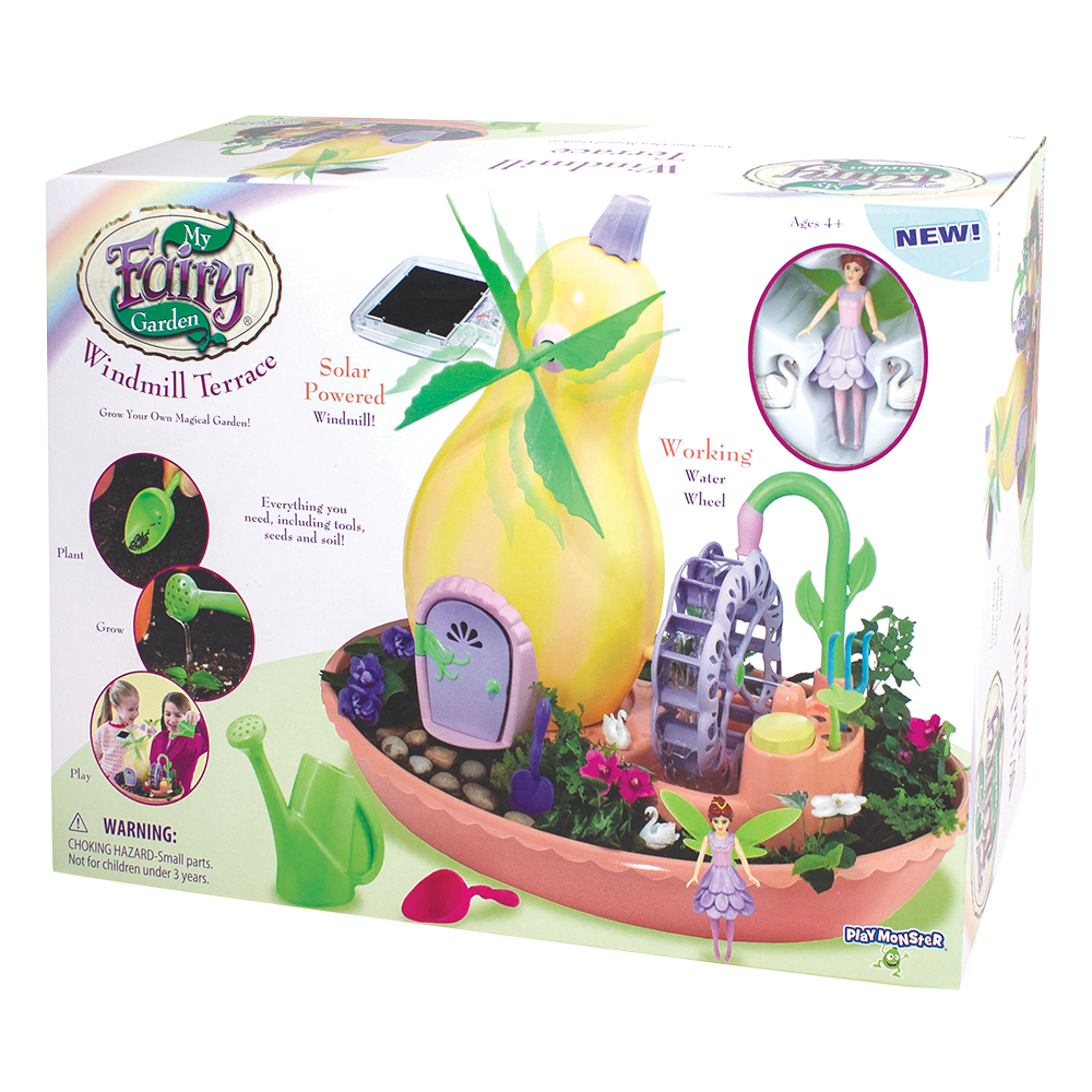 My Fairy Garden® Windmill Terrace