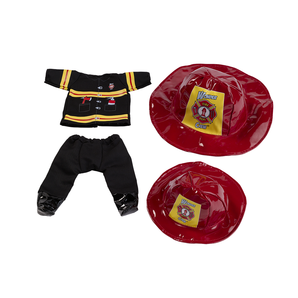 Wonder Crew® Adventure Pack Firefighter