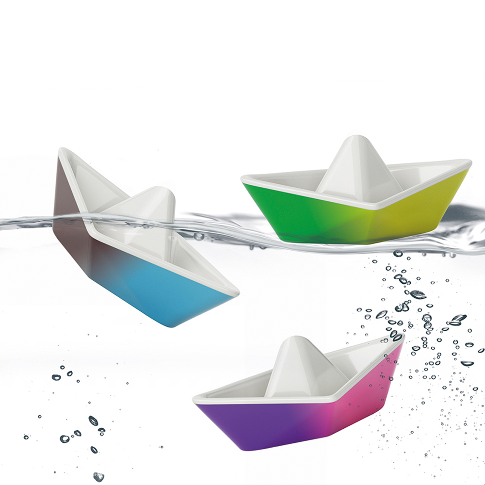 Kid O® Origami Color-Changing Boats