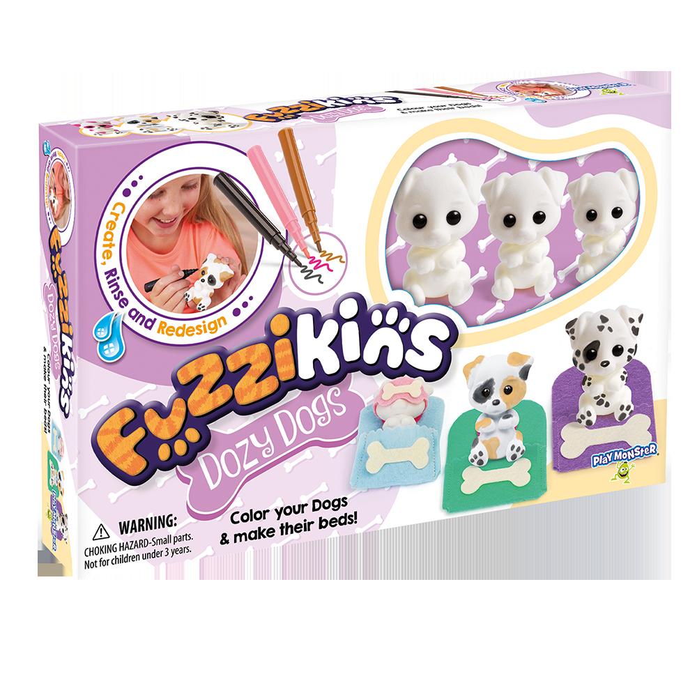 Fuzzikins™ Dozy Dogs™