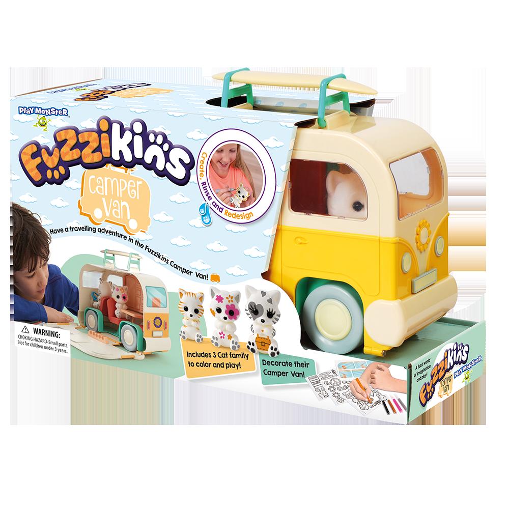 Fuzzikins™ Camper Van™