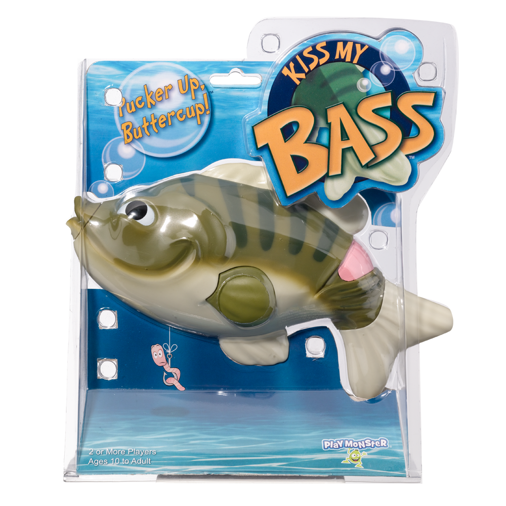 Kiss My Bass™
