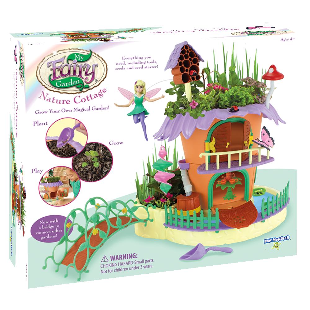 My Fairy Garden Nature Cottage Playmonster