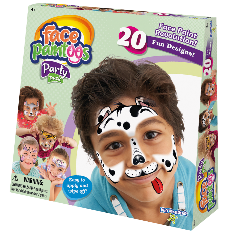 Face Paintoos™ Party Pack