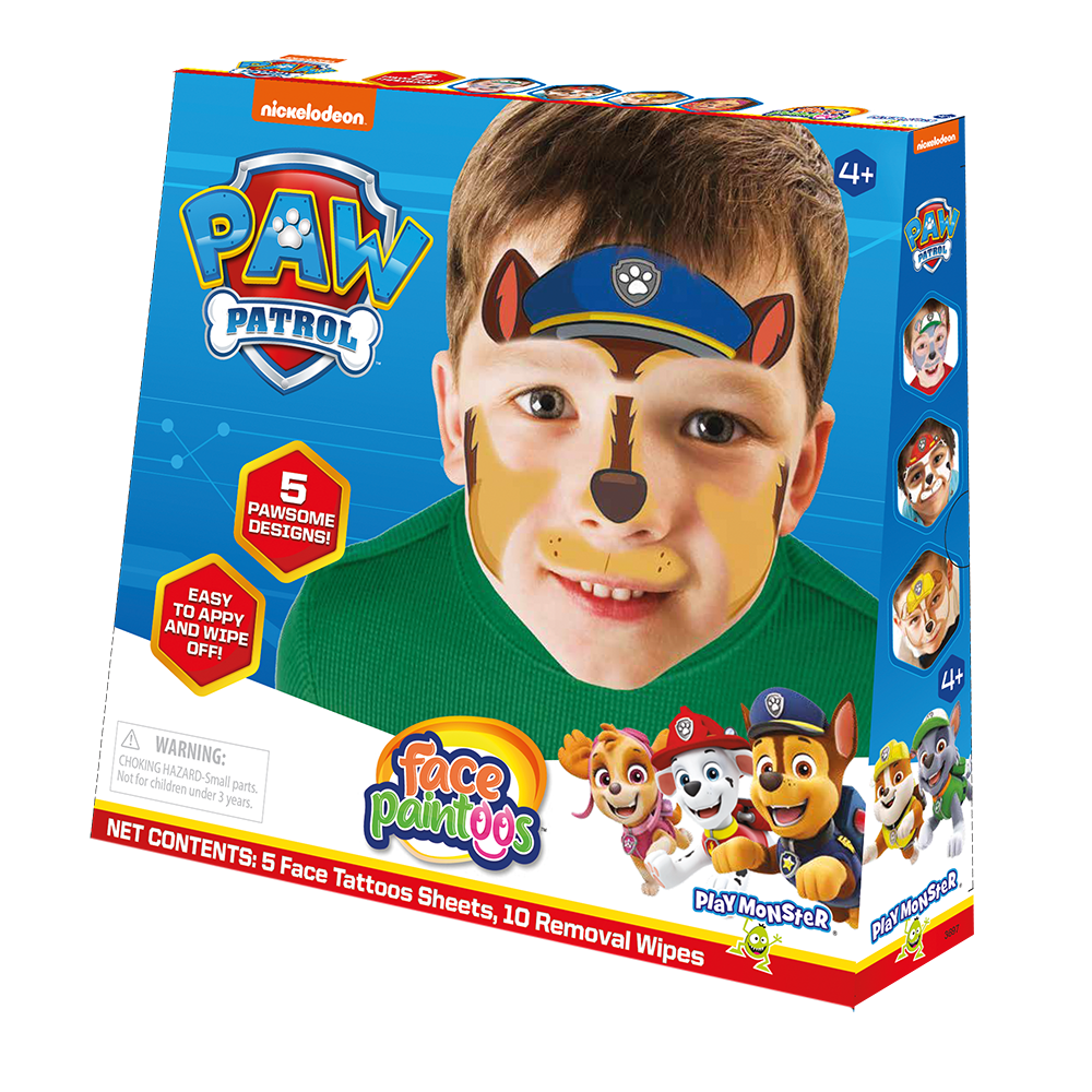 Face Paintoos™ PAW Patrol Pack