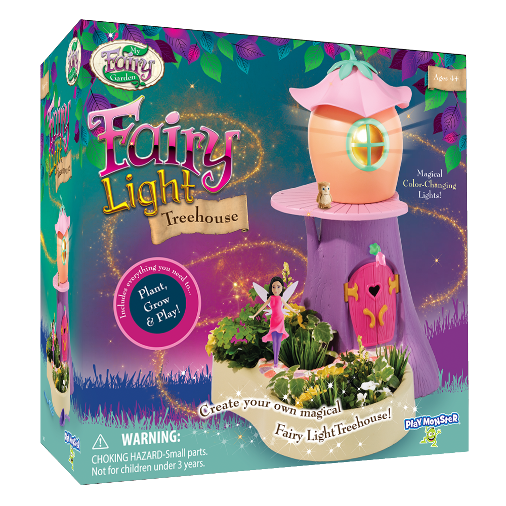 My Fairy Garden®Light Treehouse