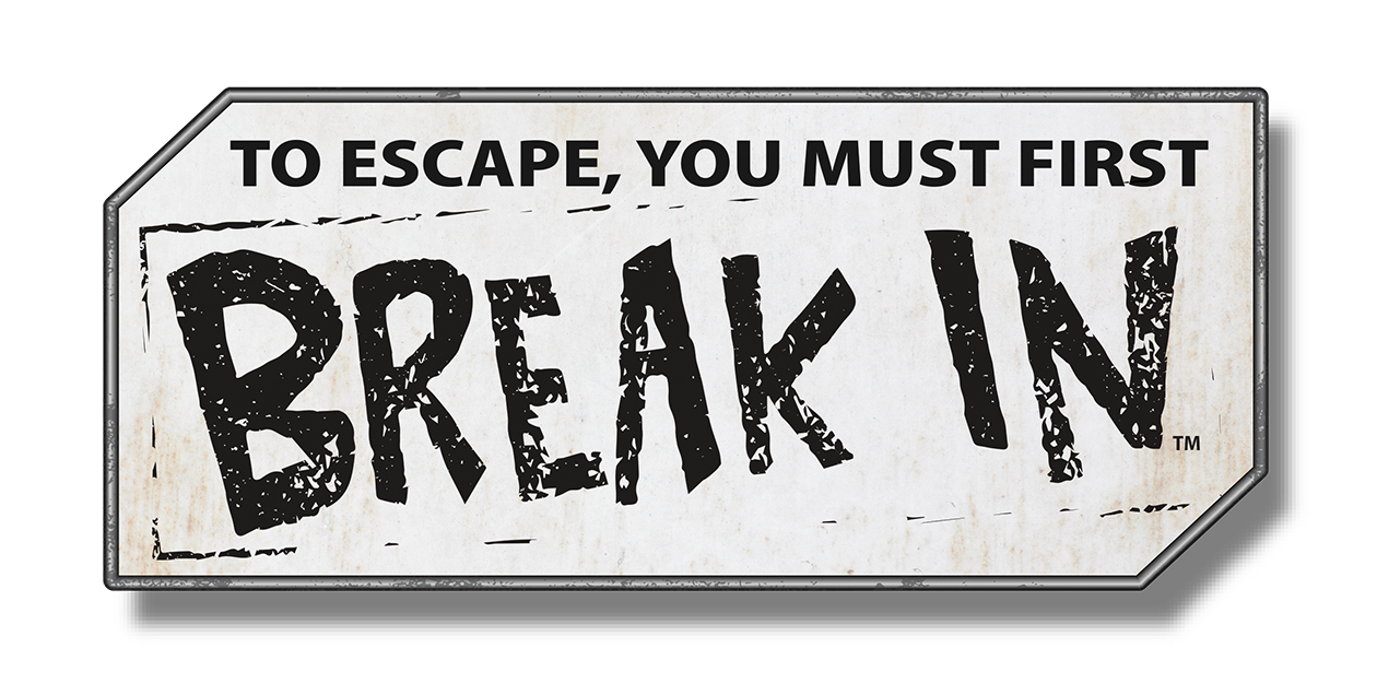 Break In™ logo